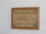 Malta Masonic Hall
